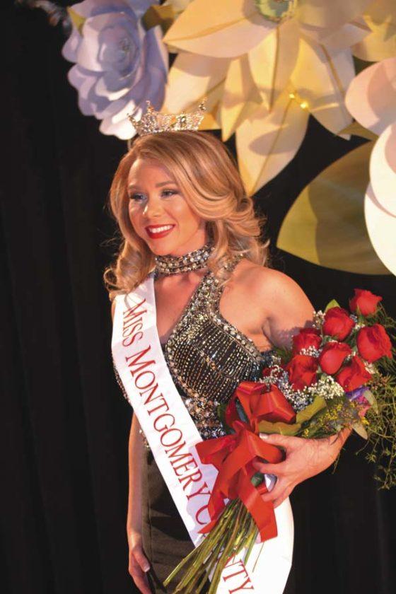 2018 Miss Montgomery County Sara James of Fonda.