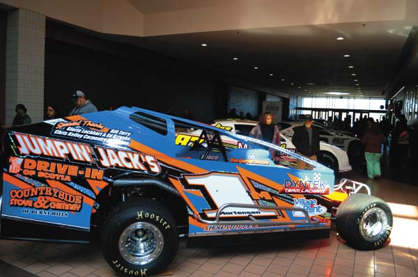 Fonda Speedway Launches Th Season With Annual Car Show News - Where is the car show today