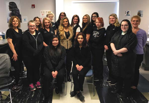 Students learn about career paths | News, Sports, Jobs - Leader Herald