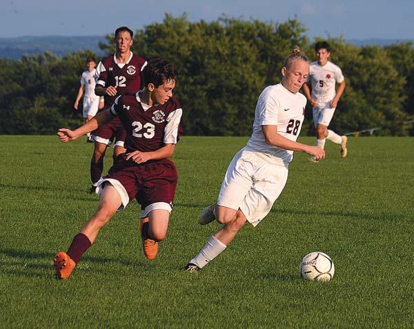 boys soccer roundup brundage powers oesj past fort plain news