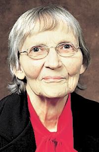 Ruth Ann (Yoder) Hostetler
