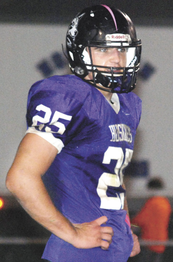 Sentinel file photo Mifflin County's Isaac Maclay was named first team Mid-Penn Colonial all-star at both linebacker and tight end.