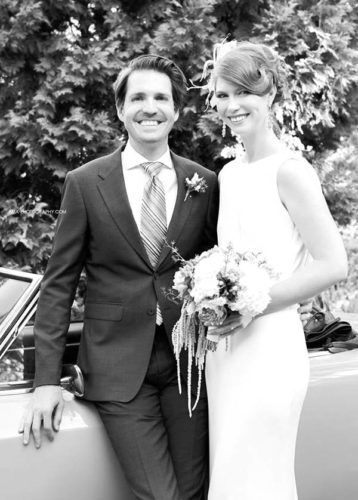 Mr. and Mrs. Seth Fredrick Adams