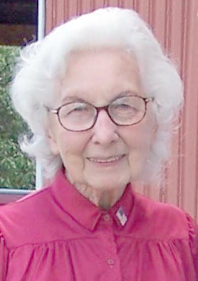 Nellie Peachey Orbin