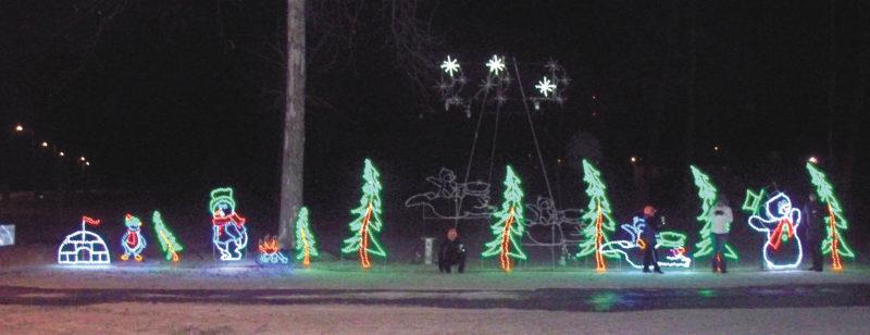 Joe Miriello, Milroy Shining lights through the darkness, kish park