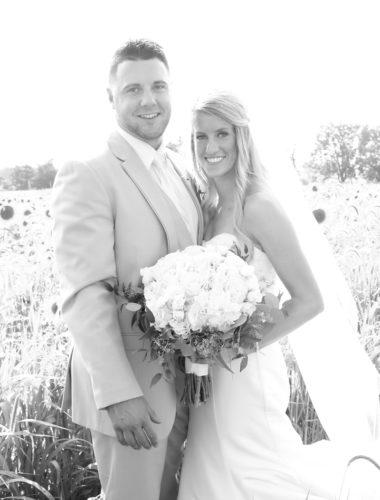 Mr. and Mrs. Christopher Baker