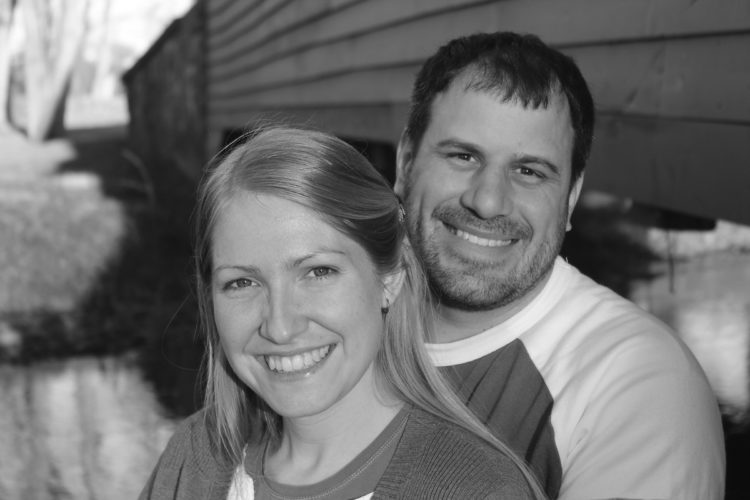 Mary Elizabeth Hackenberger and Jared Lee Stoltzfus