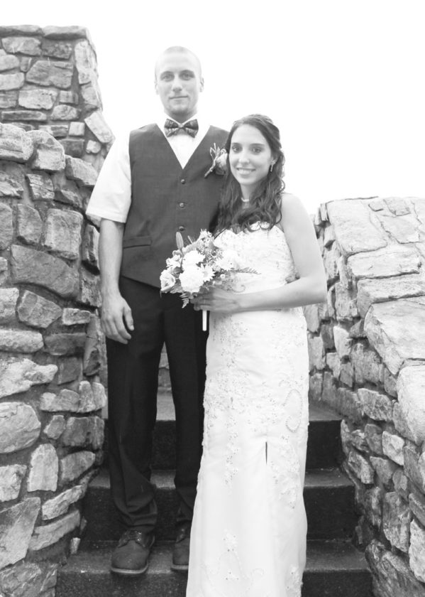 Mr. and Mrs. Chase Laird