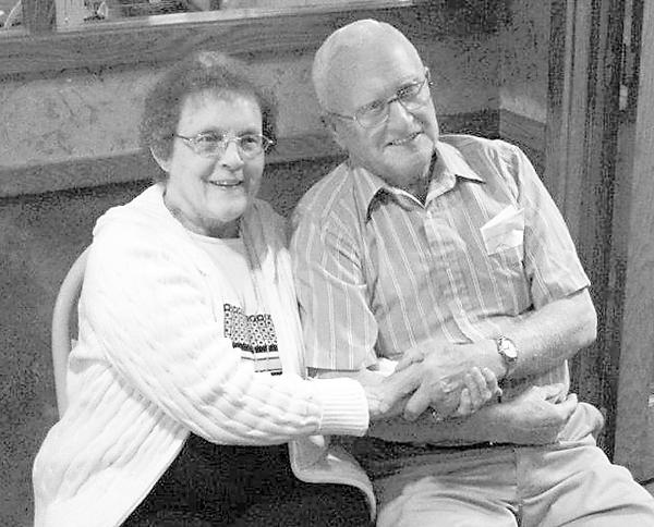 Mr. and Mrs. Albert Carson