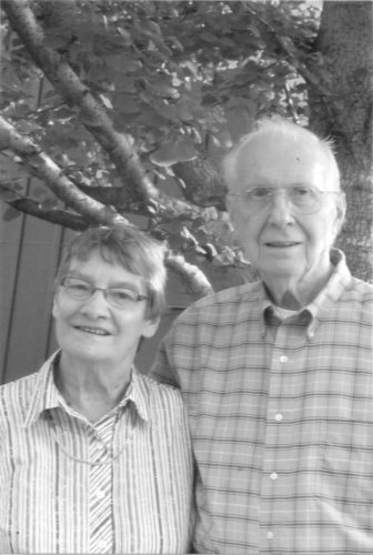 Mr. and Mrs. Robert T. Long Sr.