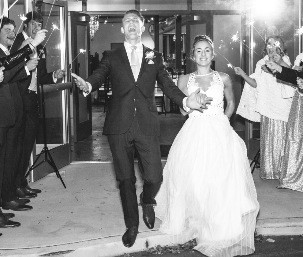 Mr. and Mrs. Daniel Lauder