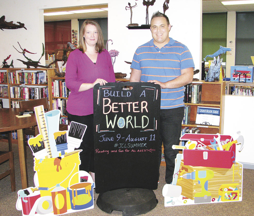 Library offers summer reading program