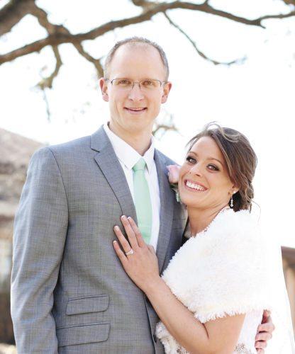 Mr. and Mrs. David Josiah Larsen