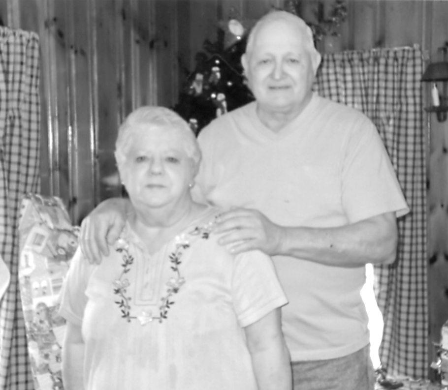 Mr. and Mrs. John R. Johnson Sr. ... now
