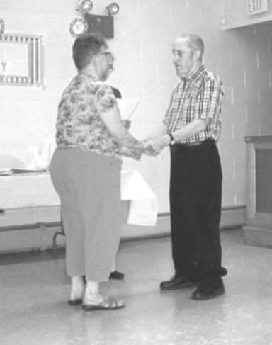 Mr. and Mrs. Thomas B. Davis ... now