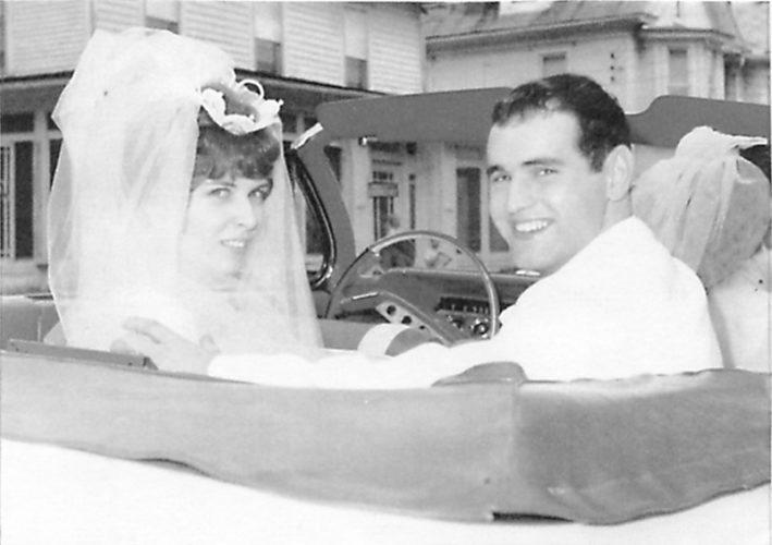 Mr. and Mrs. Richard Bowen ... then