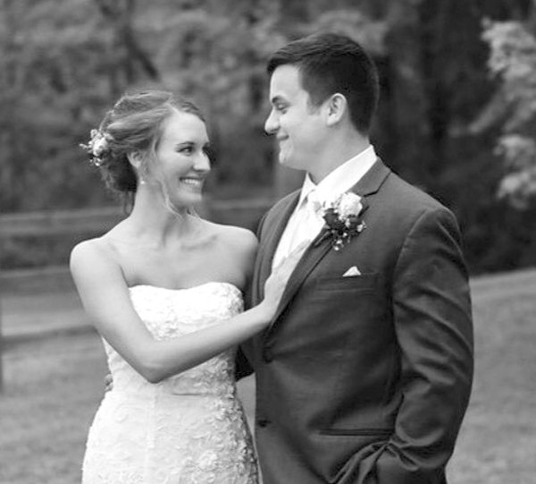 Mr. and Mrs. Nathan Mayes