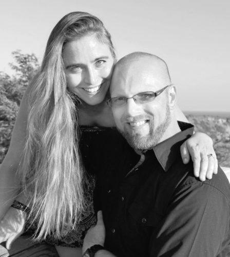Deanna Robinson and Shawn Kohrman