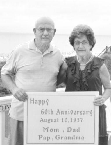 Mr. and Mrs. Leon E. Renninger