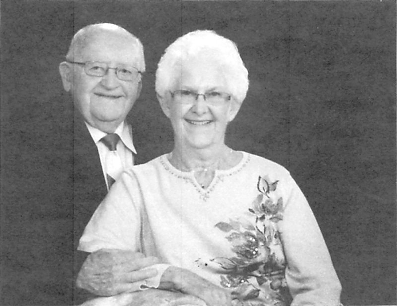 Mr. and Mrs. Robert Lauver