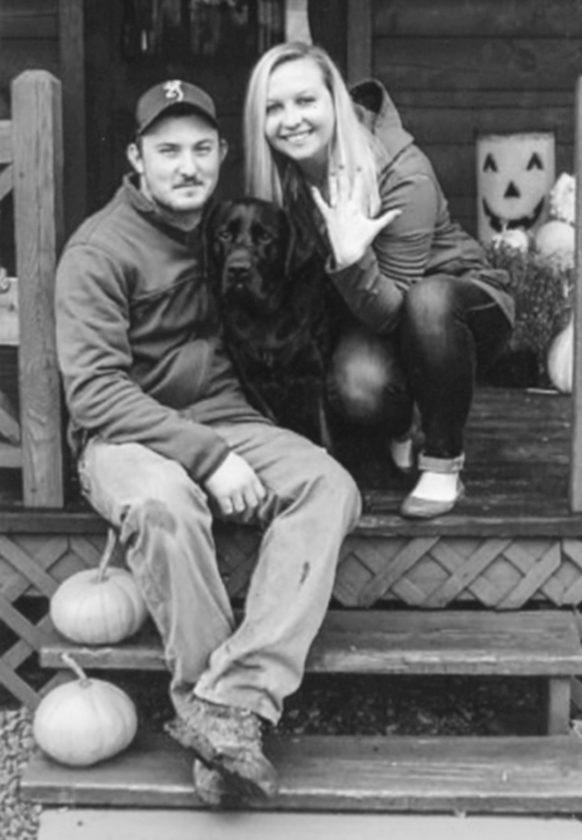 Amelia Spade and Dakota Zook