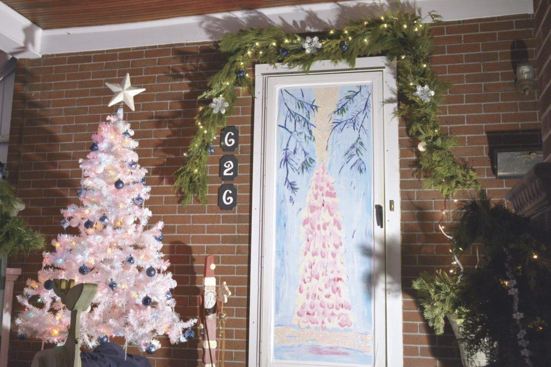 Photo courtesy Sara Buffington, Mifflin County Garden Club Overall Design Honorable Mention Lisa Hackenberg, 626 S. Main St., Lewistown