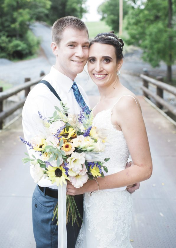 Mr. and Mrs. Nicholas Kilmer