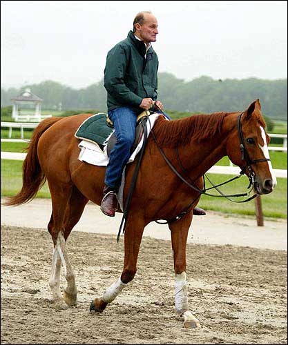 Owners Find Money Side Of Funny Cide News Sports Jobs Lawrence