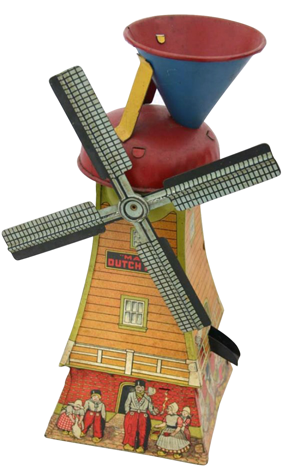 Dutch Windmills Iconic Models For Collectibles News