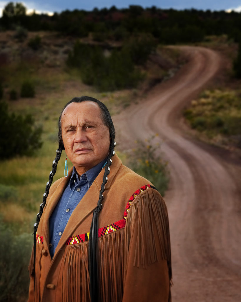 Means spirited: American Indian actor and activist honored at ...