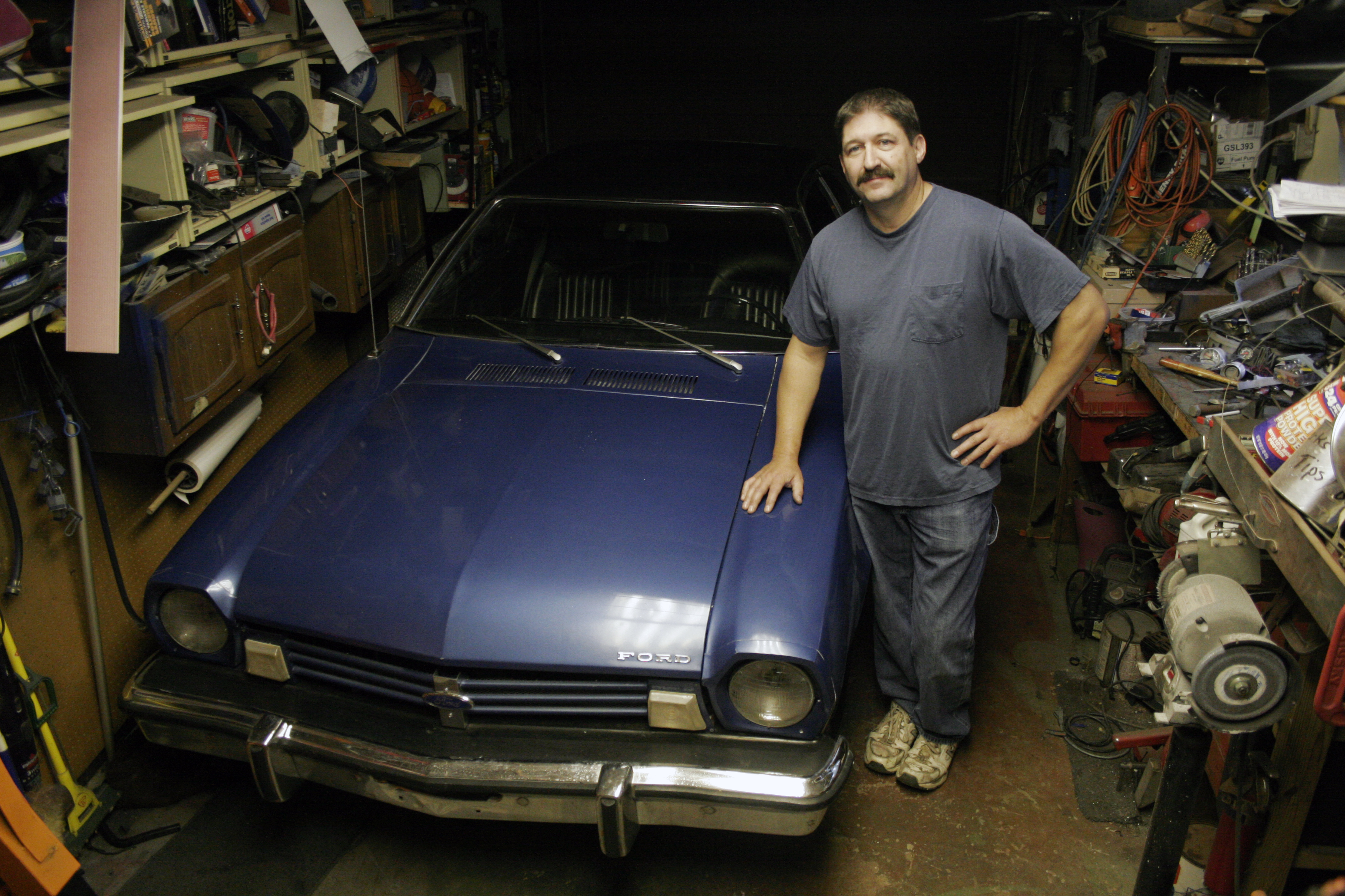 I 70 Towing >> Pinto Stampede: For car's 40th anniversary, proud owners will travel I-70, visit Speedway | News ...