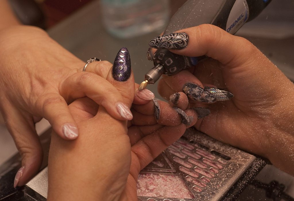 Nail art turns fingertips into fashion statements | News, Sports ...