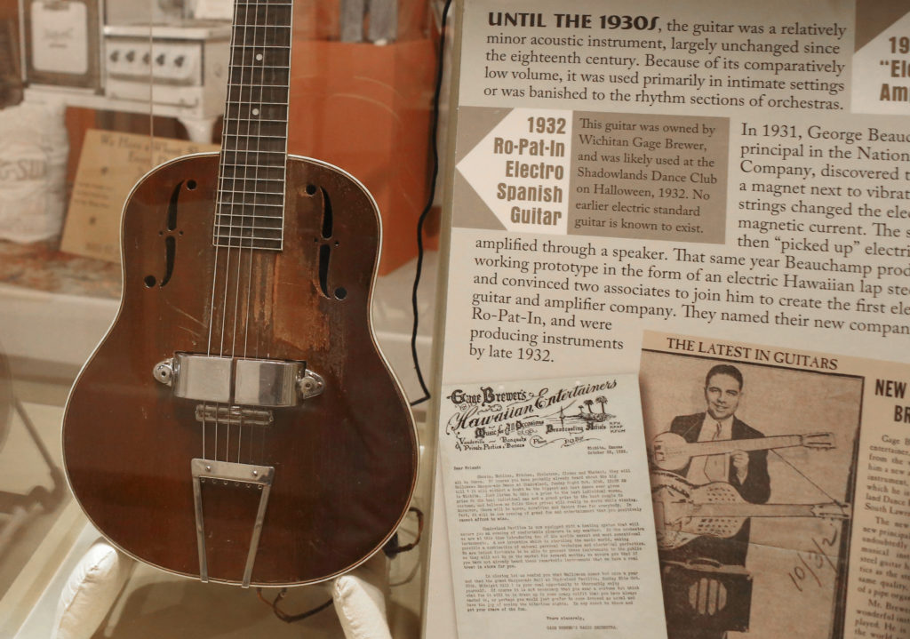 2 Wichita Museums To Open Exhibits Featuring Guitars News Sports