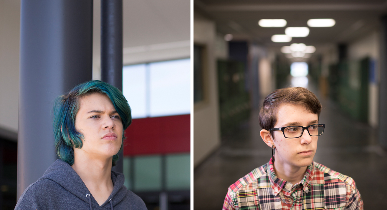 Transgender Students Reflect On Challenges As Lawmakers Pursue Bathroom Policy Lawrence School