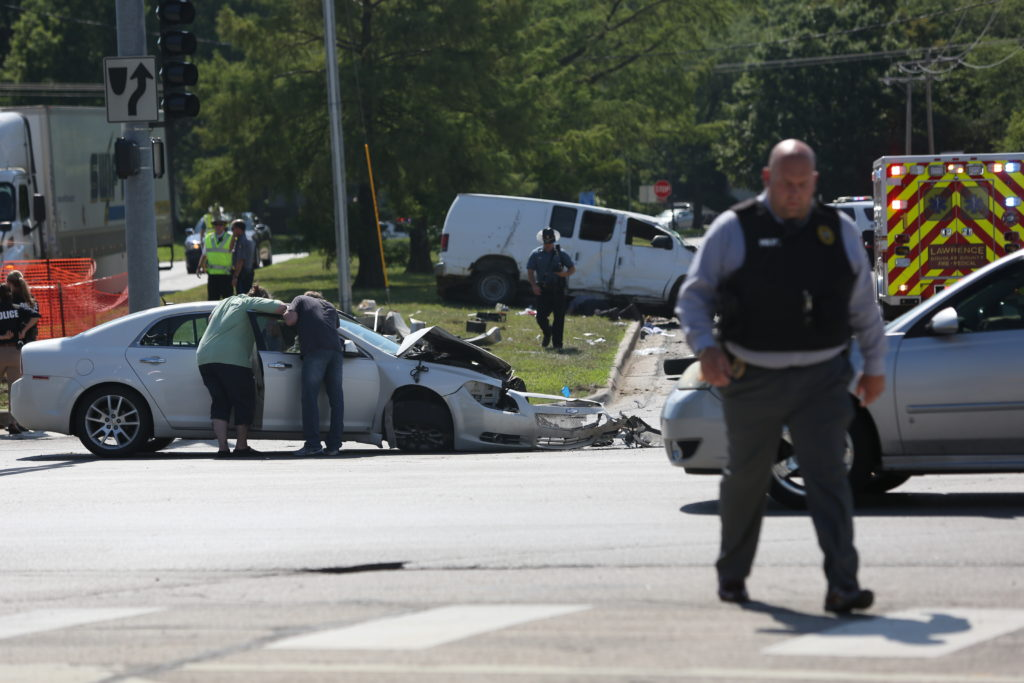 Police Chase Today In Kansas City