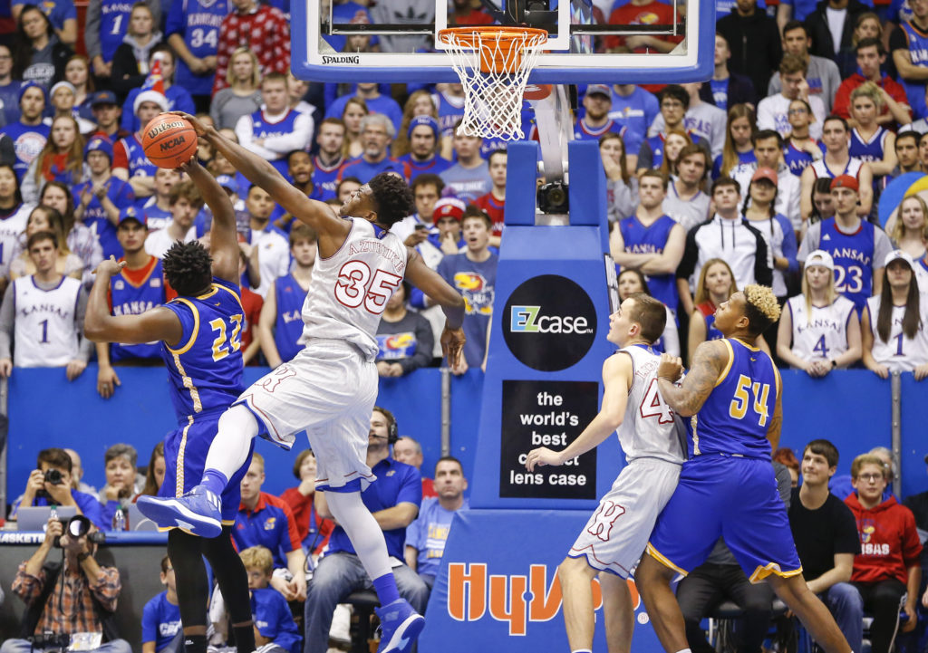 Tom Keegan: Udoka, you block more shots, your team gets better | News, Sports, Jobs - Lawrence ...