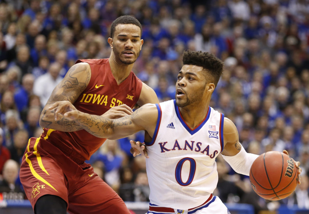 Cyclones Topple No 3 Kansas In Overtime News Sports