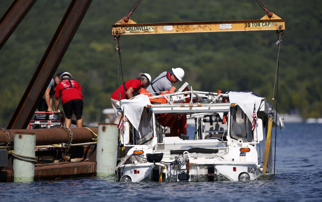 Missouri duck boat tragedy: What we know so far