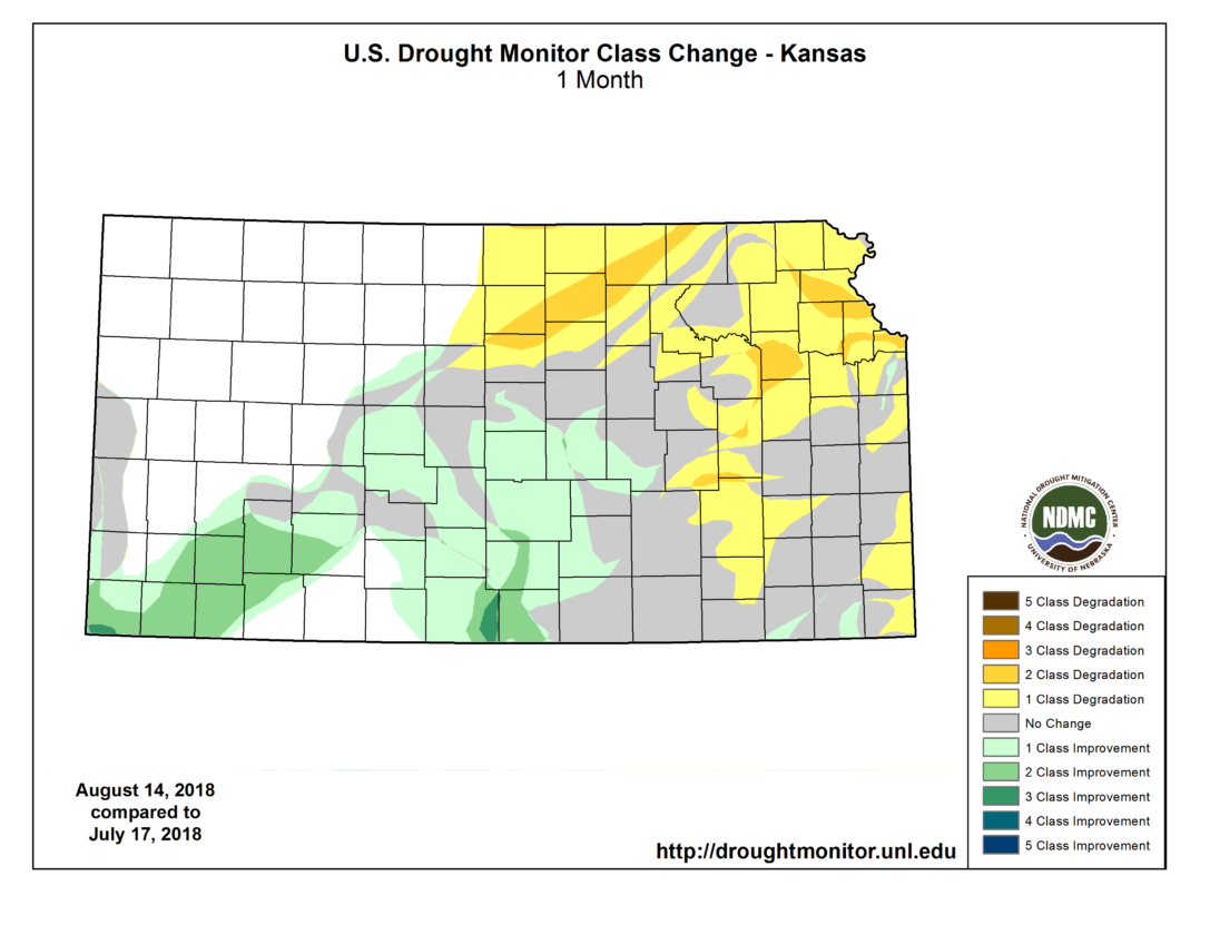 Despite recent rainfall, \'extreme drought\' conditions continue in ...
