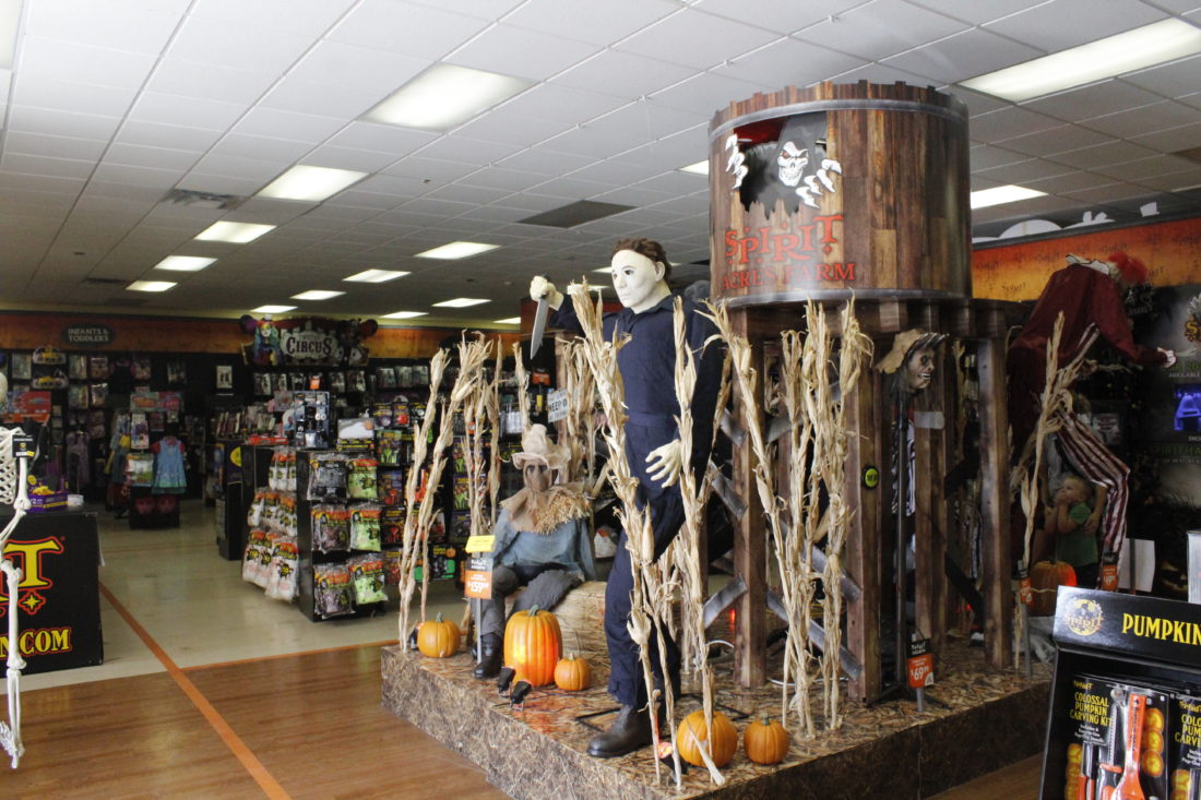 town talk | halloween stores open, including a new store from a