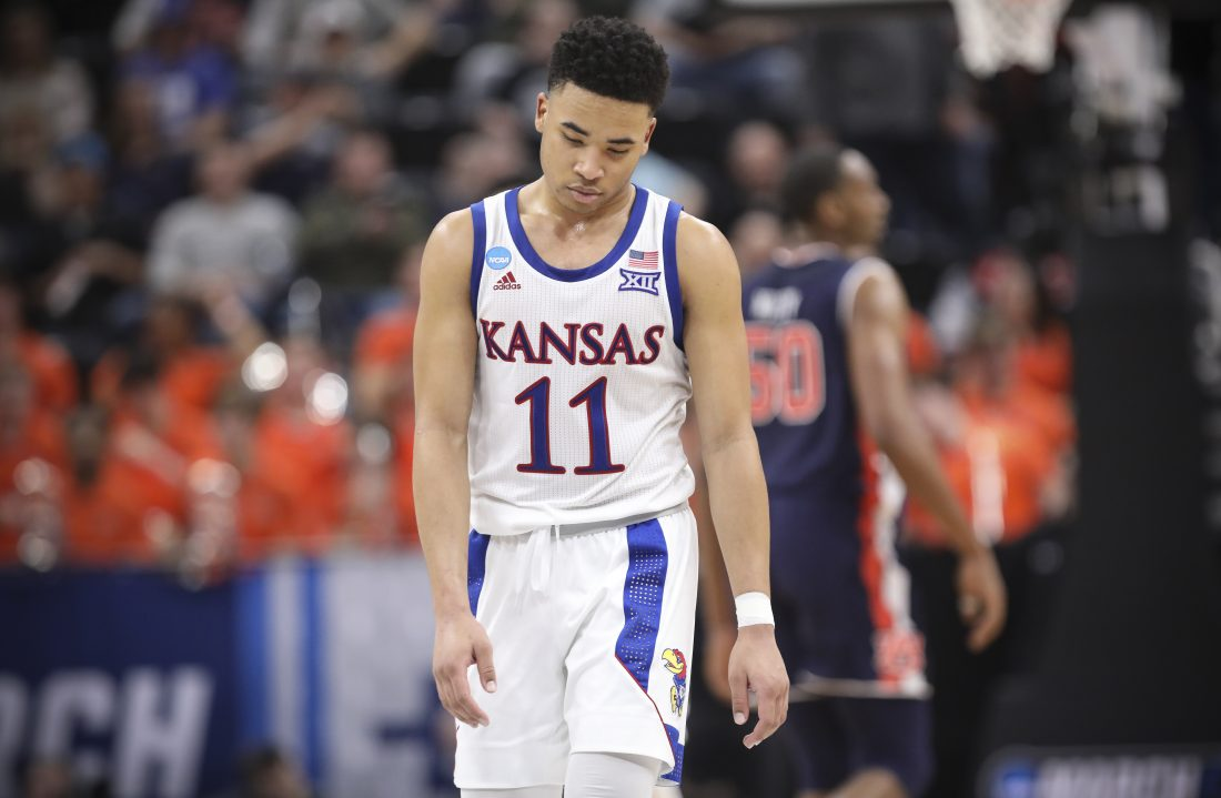 Kansas Basketball: Auburn loss showed Jayhawks struggles throughout season