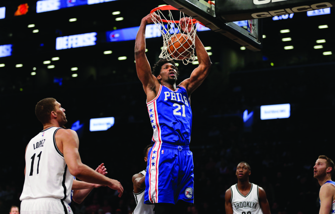 76ers beat Nets for 10th win to match last season's total of 10   News, Sports, Jobs - The Express