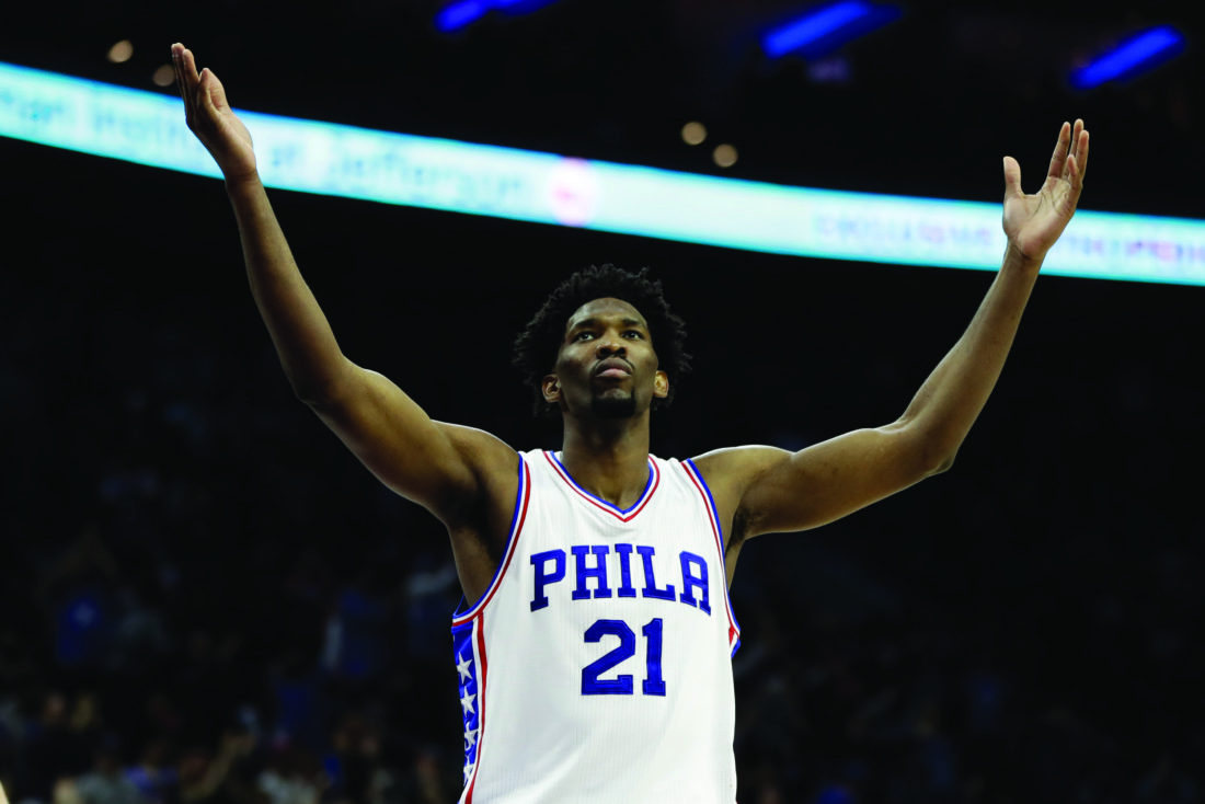 Embiid out of All-Star events, replaced by Jokic | News ...