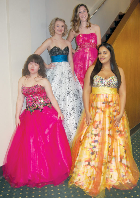 Beautiful Gowns for Charity | News, Sports, Jobs - The Express
