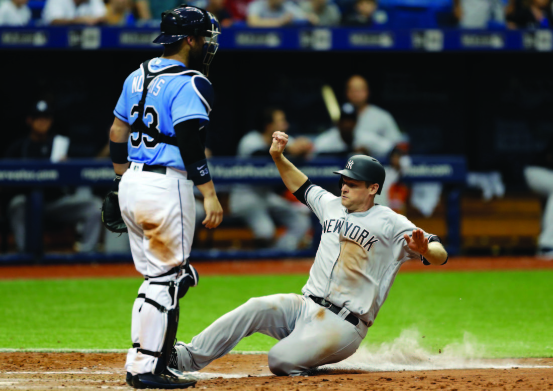 archer outpitches tanaka rays top yankees 7 3 in mlb opener news