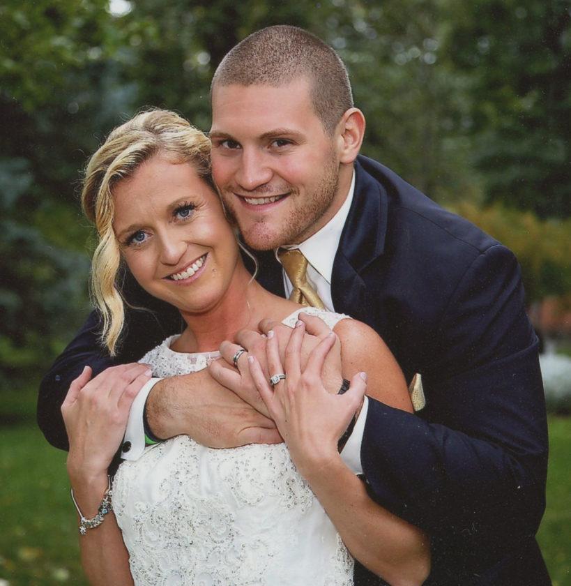 Mr. and Mrs. Joshua Eichenlaub (Kelly Greene)