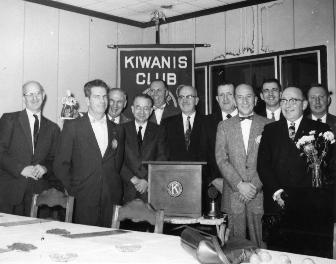 Mill Hall Kiwanis 1950s