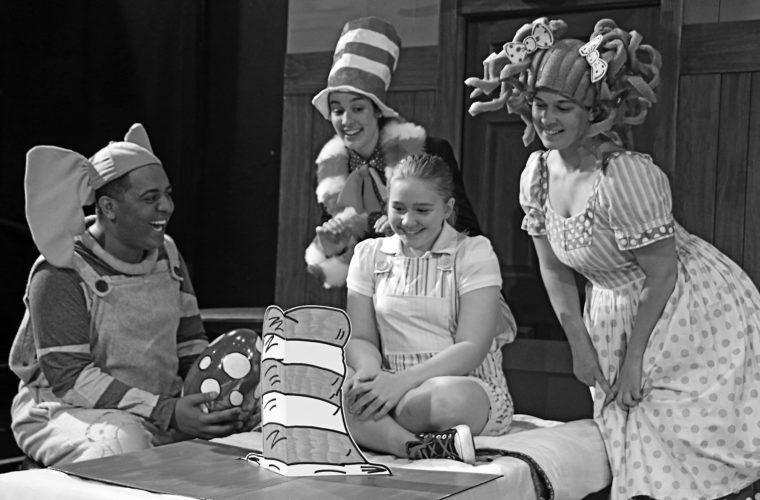 "PHOTO PROVIDED ""Seussical the Musical"" plays on the Millbrook Playhouse main stage this weekend and next week through July 1. Call 570-748-8083 for dates and ticket information, and be sure to ask about the special family pack discount."