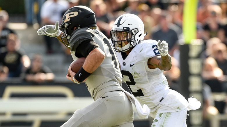 Allen on Thorpe Award Watch List