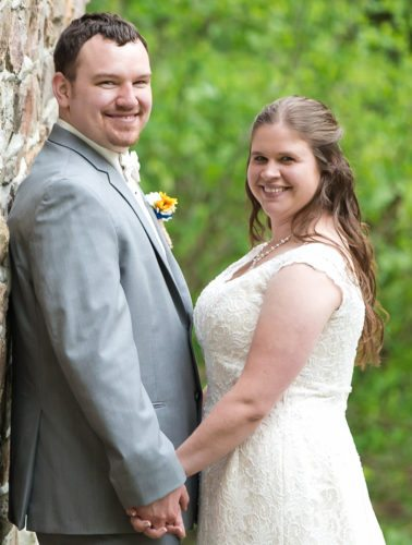 Mr. and Mrs. Jay Bumgarner Jr. (Jesselyn Lupold)